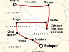 Best of Eastern Europe Tour