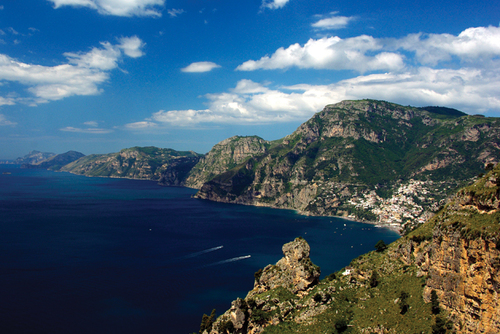 Amalfi Coast Sailing Holiday