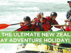 Win a New Zealand Adventure Holiday