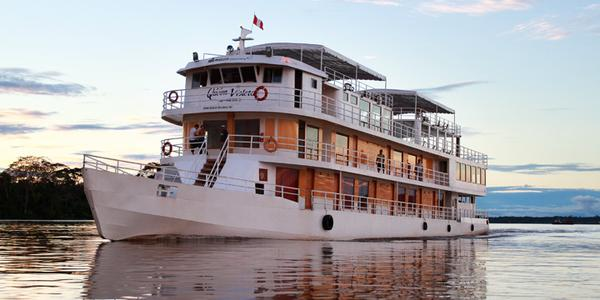 Discounted Amazon Riverboat Cruises