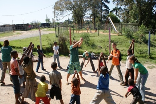 Township Volunteer Programs South Africa