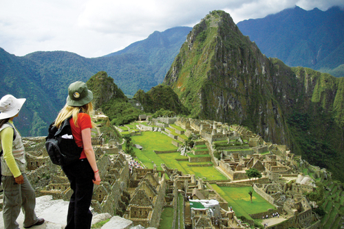 Round the World Destinations - Peru