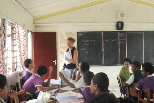 Teach English in Fiji