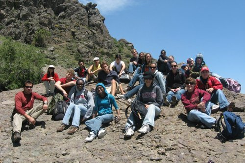 Ecological Volunteering in Chile