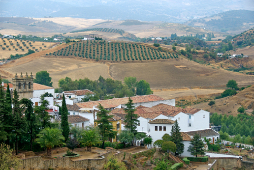 Top Places to Visit in Andalusia