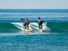 Surfing Lessons in Peniche, Portugal