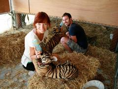 Work as a Zoo Assistant in Thailand