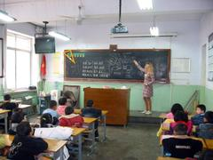 Free Teaching Placements in Gongcheng, Guangxi Province, China