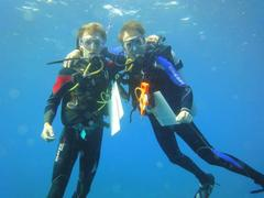 Scuba Diving and Marine Conservation in Cartagena, Colombia