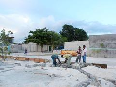 Building and Construction Programs in the Maldives