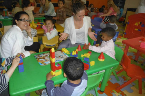 Volunteer with Disadvantaged Children in Morocco