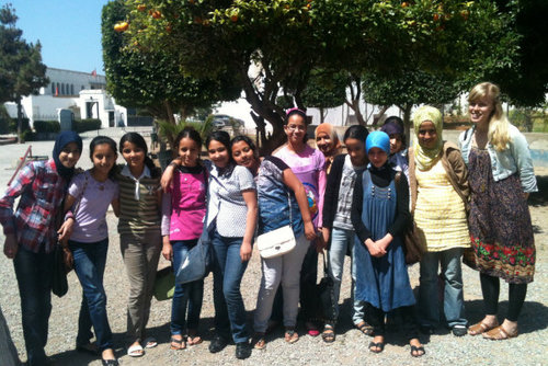 Volunteer in Morocco - English and French Teaching Projects