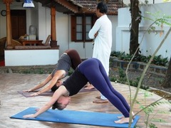 Yoga & Volunteer Holiday in India