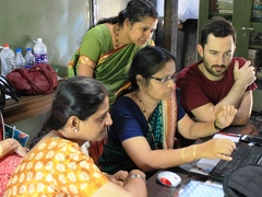 Women's Empowerment Volunteering in India