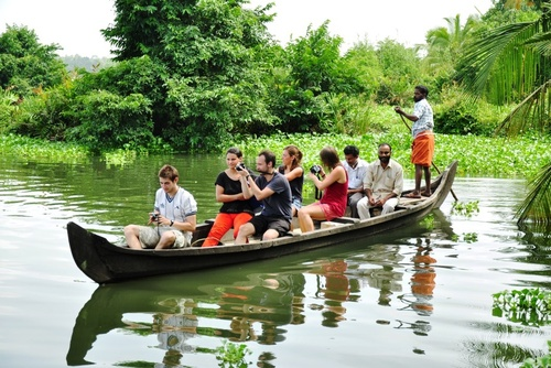 Backwaters and Ayurveda Tour