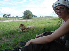 South Africa, Cheetah and Predator conservation