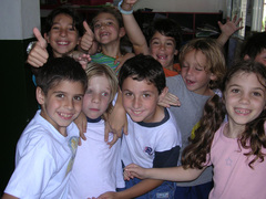 Argentina, Teaching children in schools or orphanages