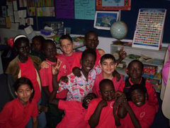 Australia, Teaching in schools and Refugee centres