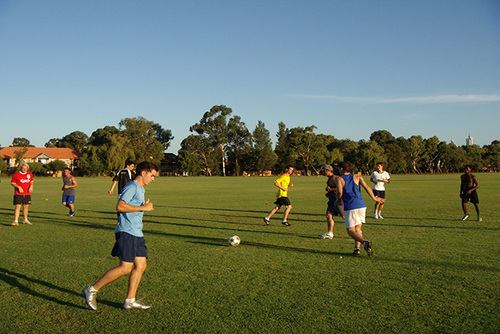 Sports Coaching in Australia
