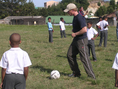 South Africa, Coaching Sports