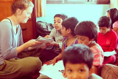 Childcare Work in Nepal from US$250