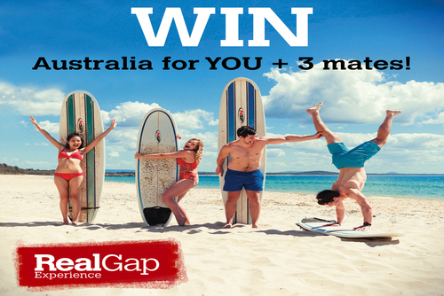 Competition: Win a Holiday to Australia for YOU + 3 mates