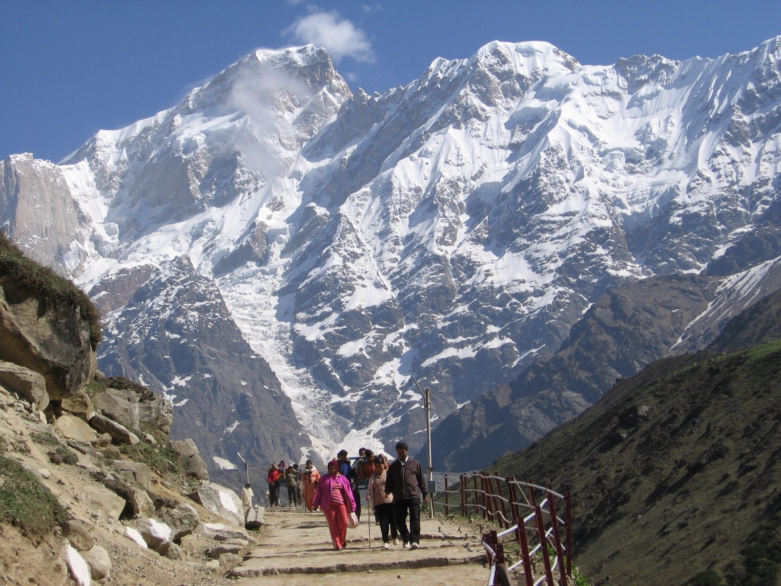 Best Trekking Destinations in the World