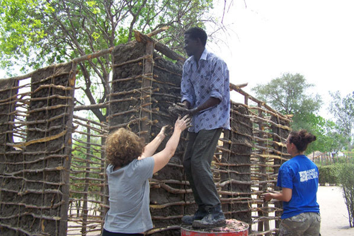 Building Volunteering Projects in Zambia