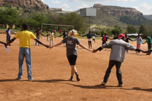 Youth Volunteer Projects in Africa