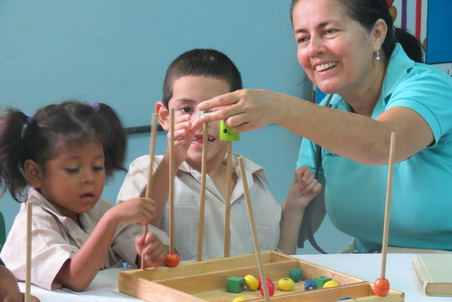 Volunteer with Special Education in Honduras