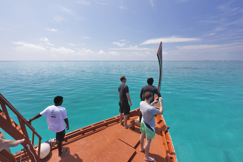 Maldives Gap Year
