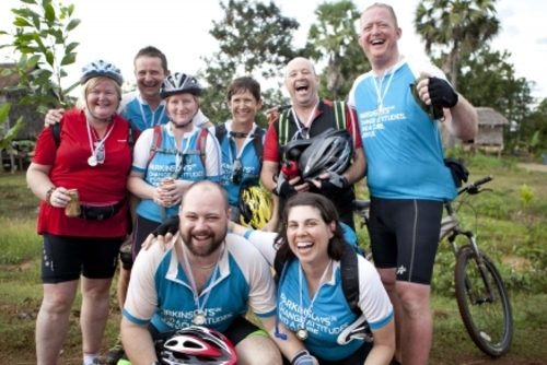 Vietnam to Cambodia Charity Cycle Ride
