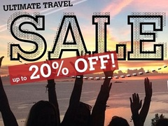 Save BIG on Overseas Adventures