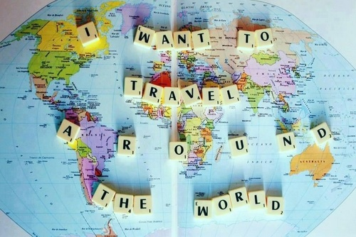 Round The World Flights and Tickets