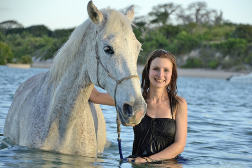 Horseback Safari in Mozambique