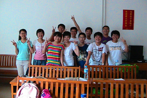 Free English teaching placement in China