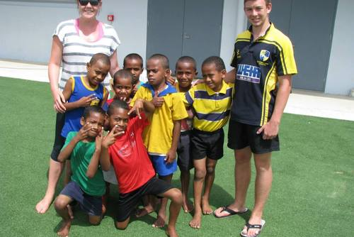 Sports Coaching Placement in Fiji