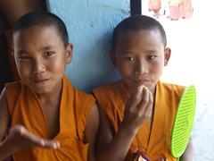 Teaching and Temples in Nepal