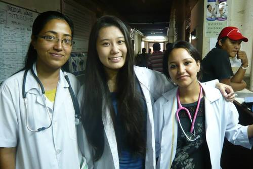 Volunteer in a Children's Hospital in Nepal