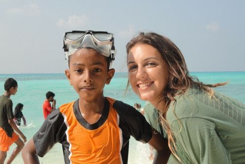 Teaching and Beaches in the Maldives