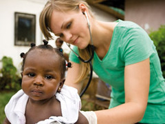 Volunteer in a Hospital in Kenya