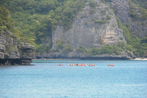 Tropical Island Teaching In Thailand With Volunteer Travel