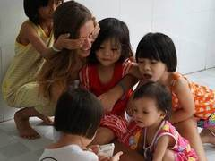 Community Teaching in Vietnam
