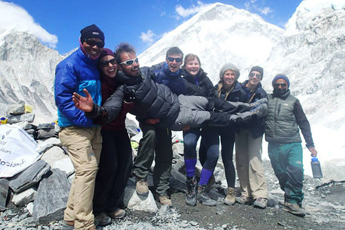 Nepal: Everest Trek + Orphanage + National Park