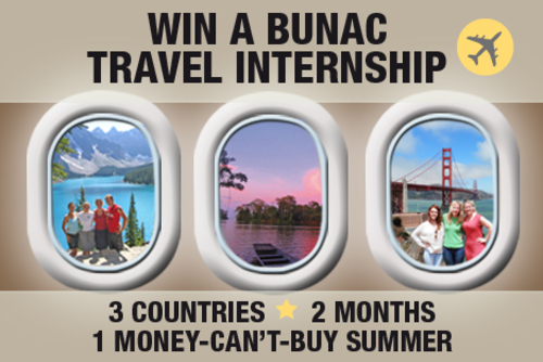 Win a Trip to Canada, Costa Rica & USA
