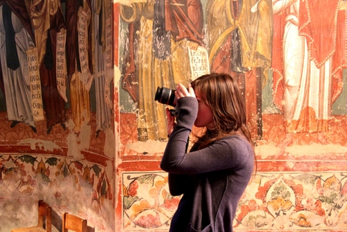 Fresco-Hunting Expedition to Medieval Balkan Churches, Bulgaria