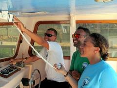 International Yacht Training in Utila, Honduras