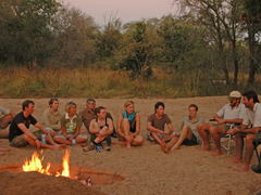 Safari Field Guide Training, 55 day course
