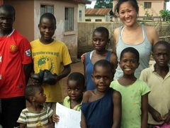 Teaching Missions in Volta, Ghana