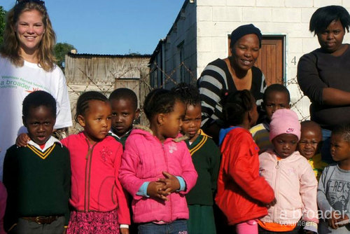 Orphange & Creche Programs in Port Elizabeth, South Africa